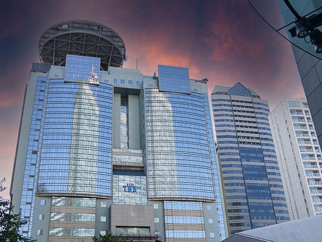 株式会社TBSホールディングス