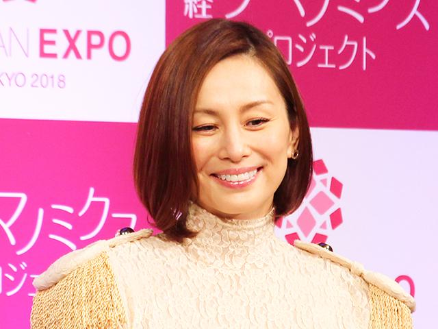 新たな目標に突き進む米倉涼子には過去の栄光は不要?