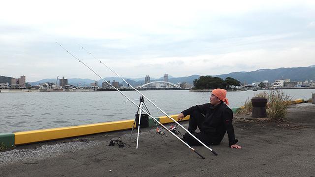 ヒイラギ釣り