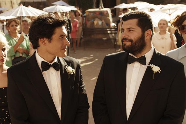 『天空の結婚式』ⒸCopyright 2017 Colorado Film Production C.F.P. Srl