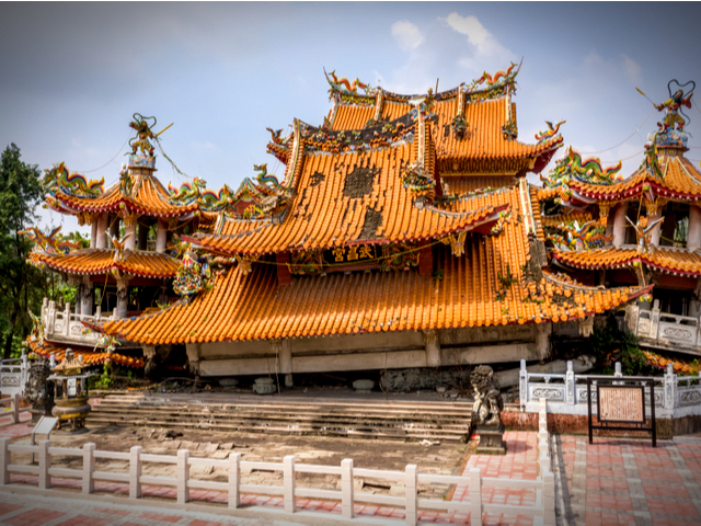 日本と同じ地震大国の台湾ではいまの癒えない傷跡が
