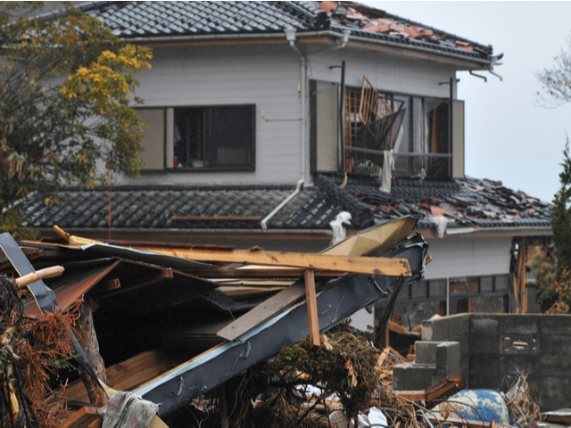 かつて東日本大震災は甚大な被害をもたらした