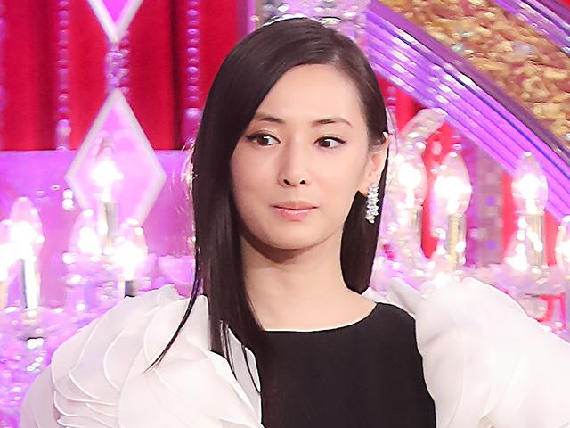 北川景子は30代の圧倒的人気女優の一人のハズだが…。