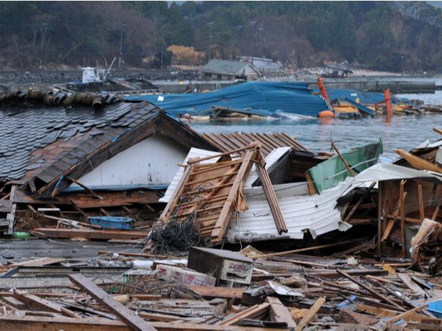 震度5でも津波30メートルを引き起こすアウターライズ地震の恐怖とは