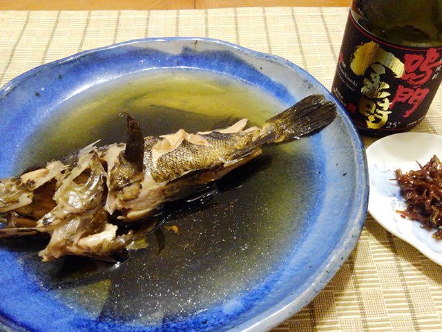 日本全国☆釣り行脚~『タケノコメバル』~兵庫県南あわじ市/福良漁港産