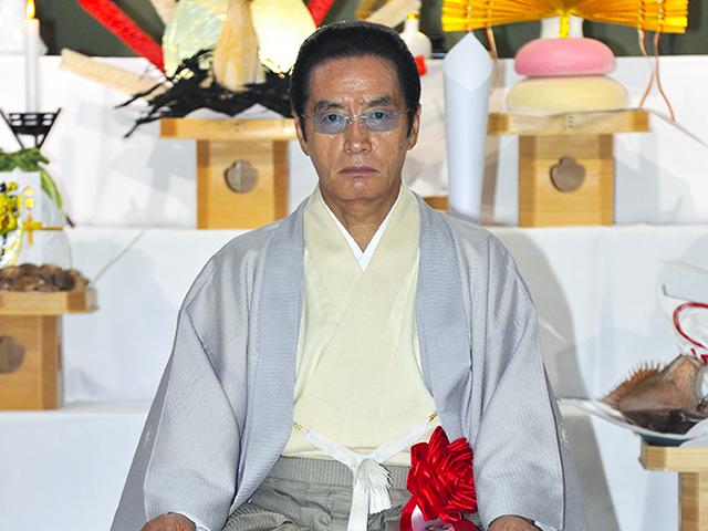 工藤會・野村悟総裁 (C)週刊実話 無断転載禁止